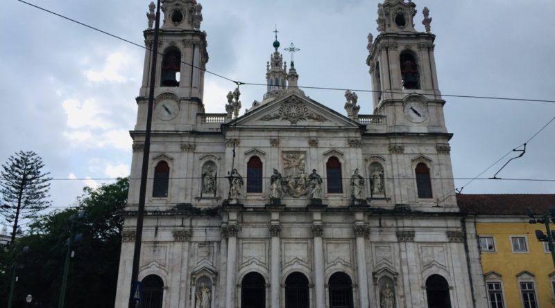 Basilika Estrela Lissabon