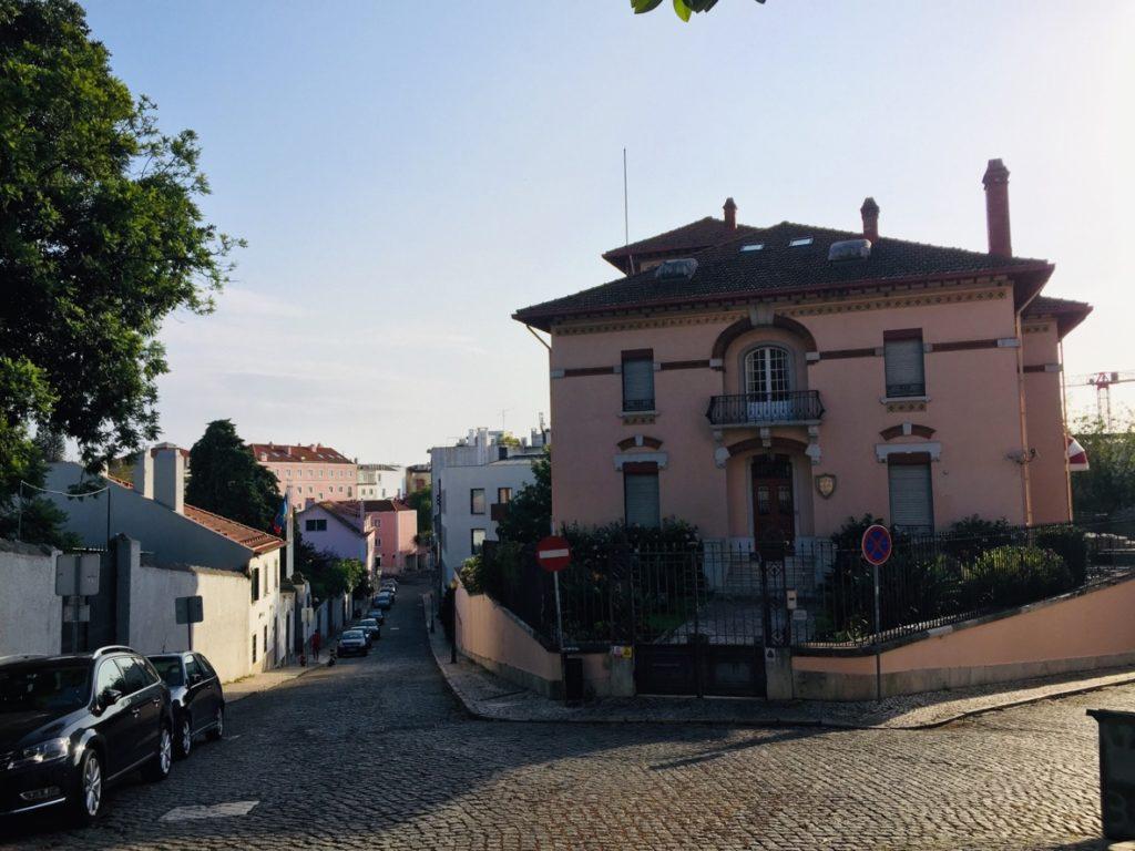 Estrela und Lapa - Leben in Lissabon 13 Lapa