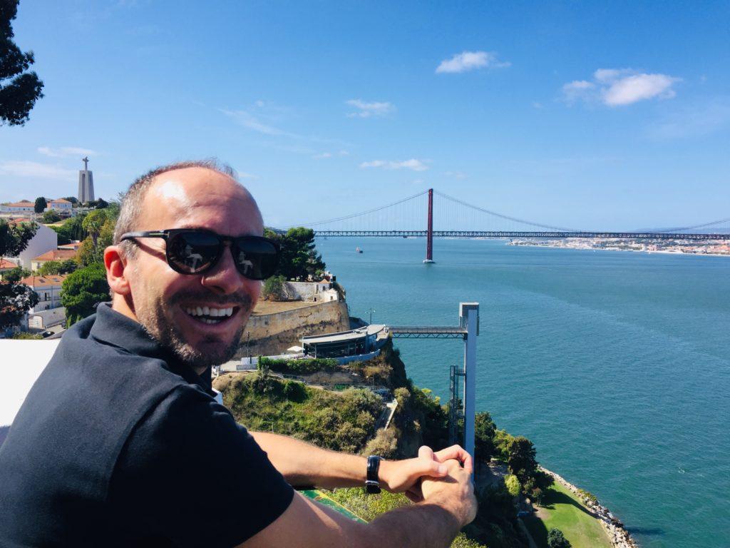 Lissabon Strand - Costa da Caparica - Baden in Lissabon 5 Lissabon Ausflug
