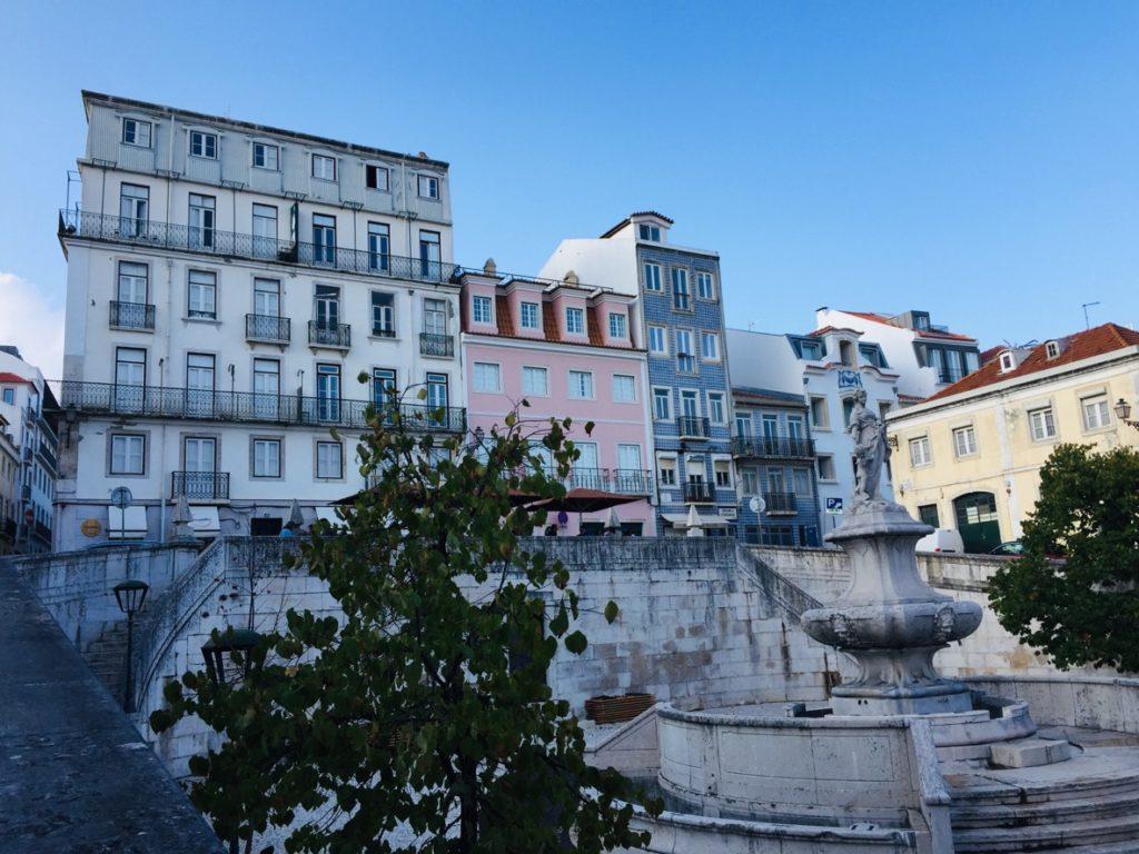 Estrela und Lapa - Leben in Lissabon 17 Marktplatz Lissabon