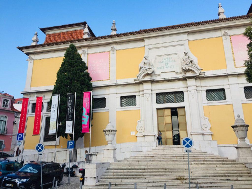 Estrela und Lapa - Leben in Lissabon 18 Musuem Lissabon