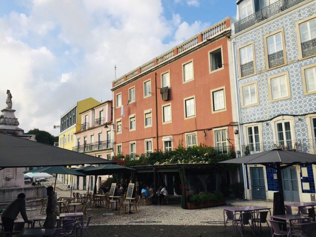 Estrela und Lapa - Leben in Lissabon 21 Restaurant Estrela
