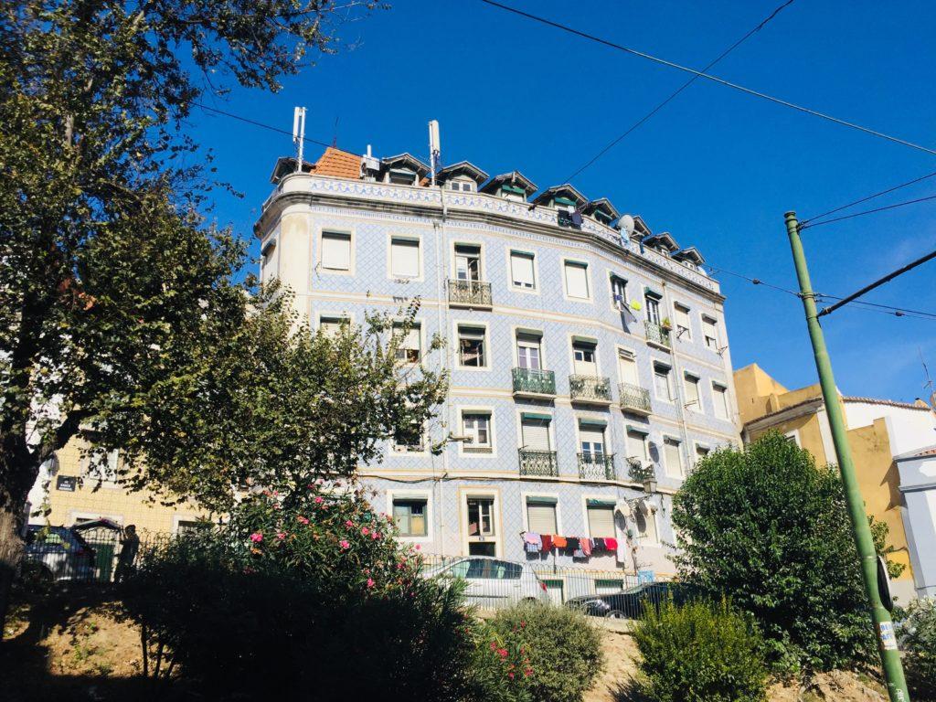 Maurenviertel Lissabon