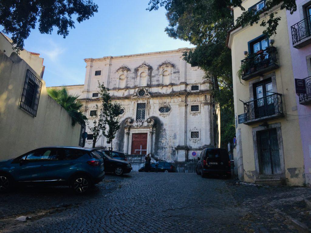 Burg Castelo São Jorge