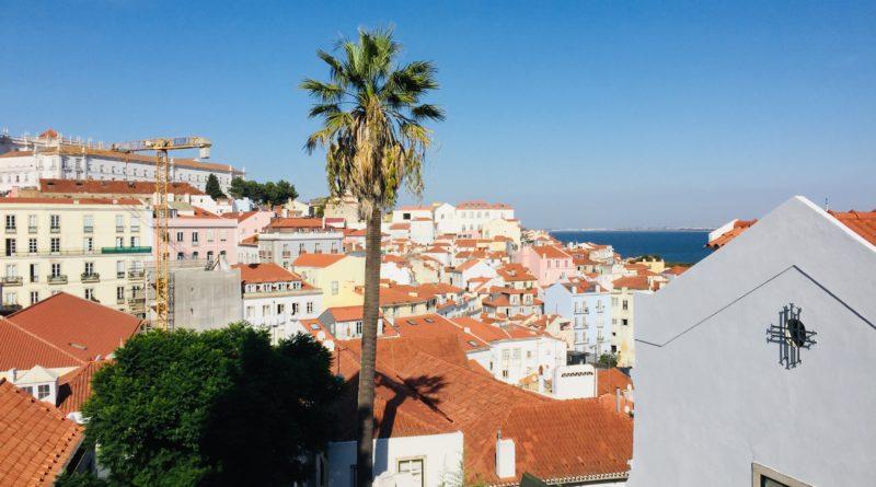 Alfama Lissabon Tagestour Graca Sao Vicente