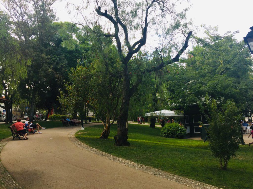 Alcantara Park