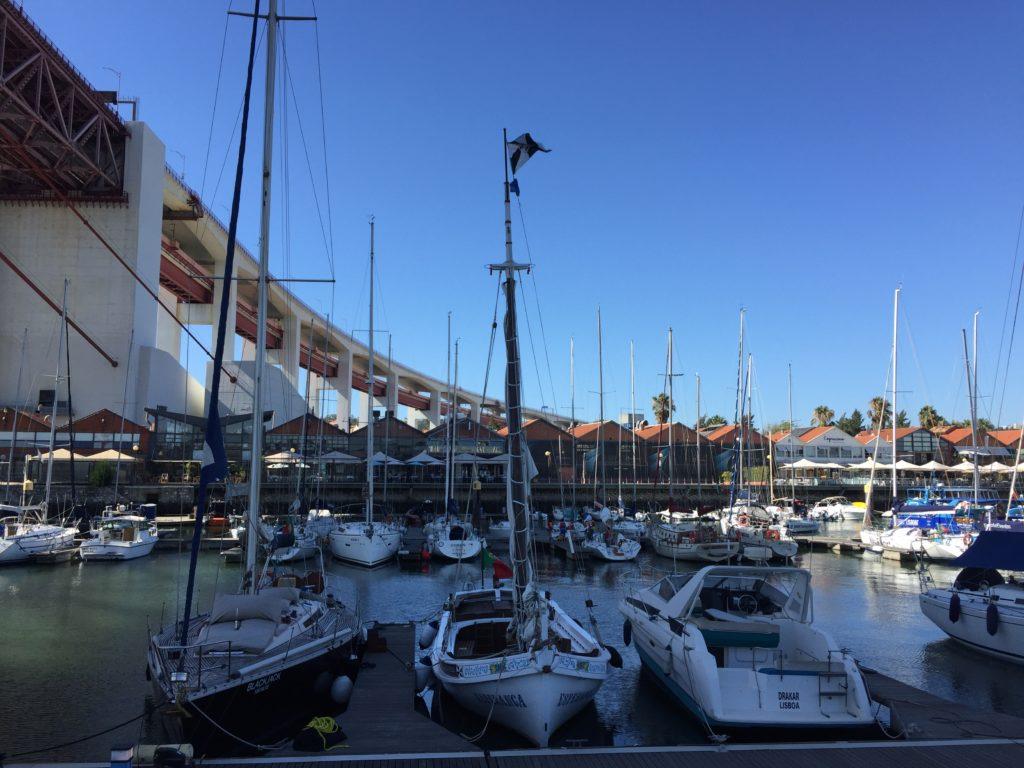 Alcântara Hafen Alcantara Hafen