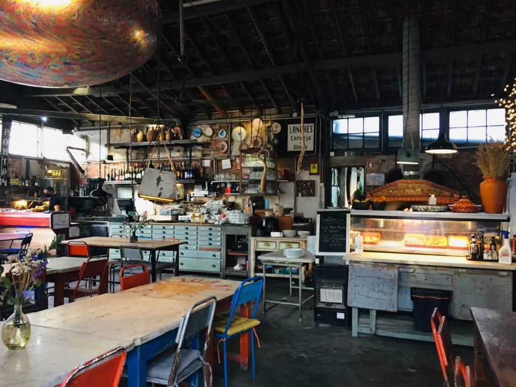 Restaurant Lissabon LX Factory