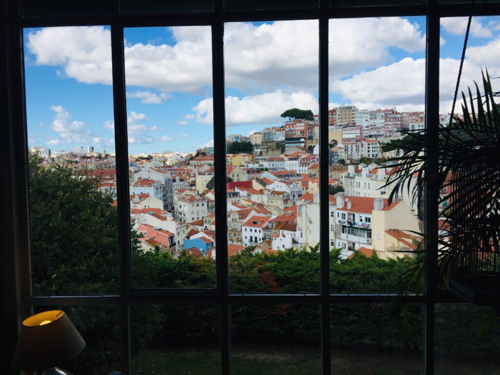 Lissabon in Portugal - Wie es fast keiner kennt 21 Ausblick Graca Lissabon