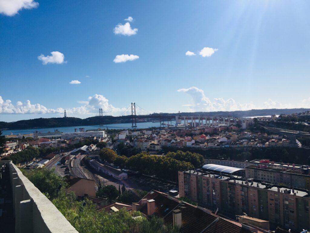 Lissabon in Portugal - Wie es fast keiner kennt 16 Ausblick Lissabon