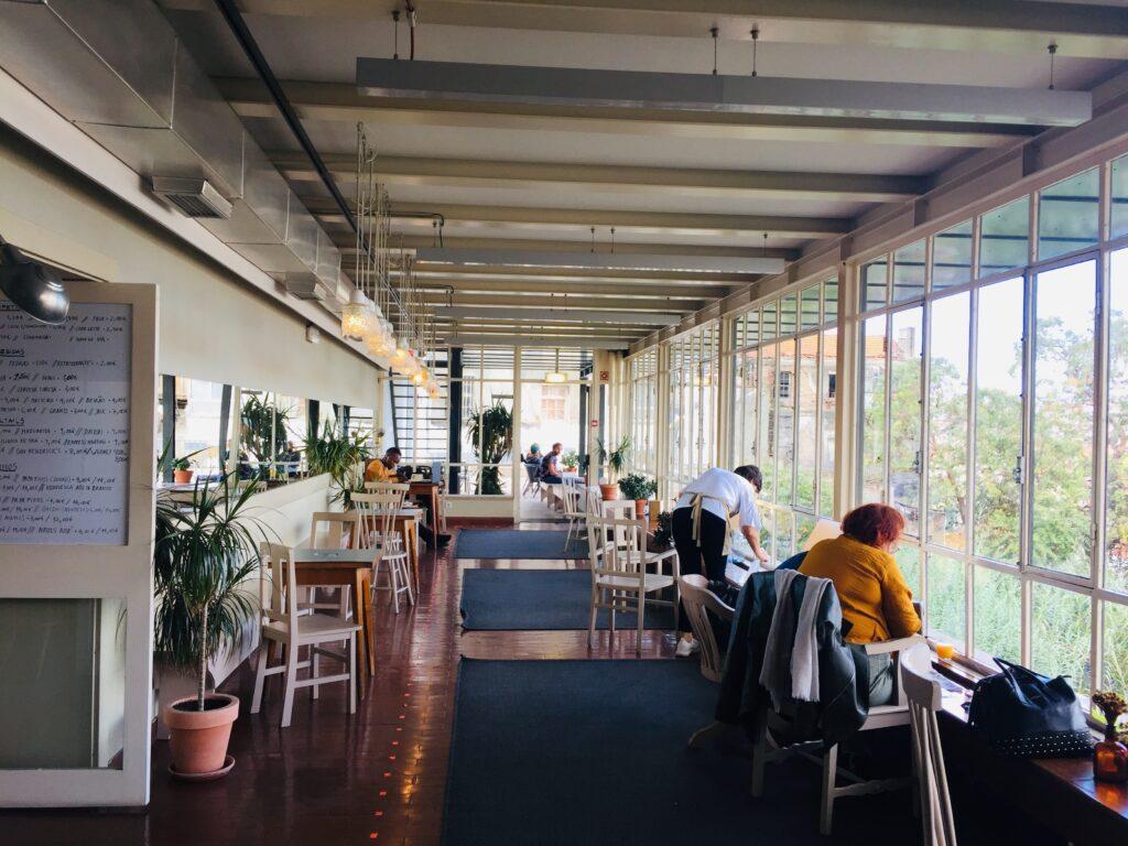 Lissabon in Portugal - Wie es fast keiner kennt 20 Cafe Lissabon