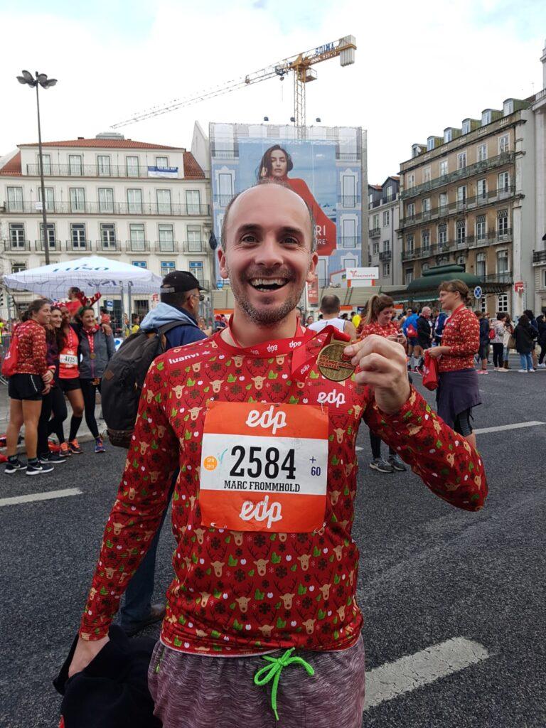 LEBEN ALS DIGITALER NOMADE IN LISSABON PORTUGAL 8 Running Lissabon