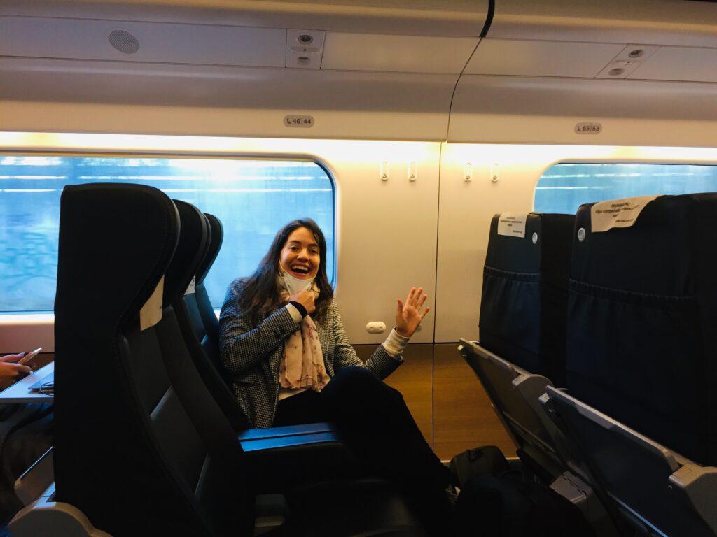 Von Lissabon an die Algarve mit dem Zug - Reisen in Portugal 2 Zug Portugal