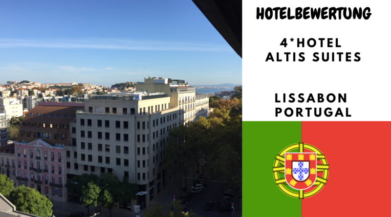 Gutes 4 Sterne Hotel in Lissabon Portugal 1 Lissabon Hotelbewertung