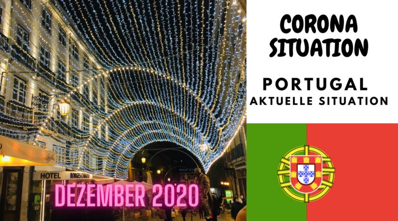 corona Portugal