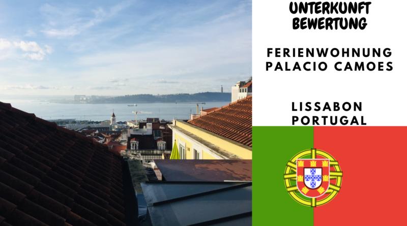 Lissabon Hotelbewertung PALACIO CAMOES