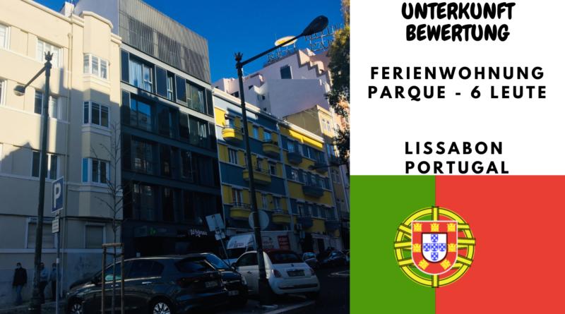 Unterkunft Lissabon - Ferienwohnung Apartment in Parque 1 Lissabon Hotelbewertung neu